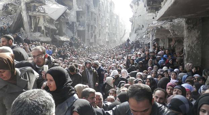 """Moscú: """"Es una indignante distorsión de los hechos decir que solo la UE ayuda a Siria"""""""