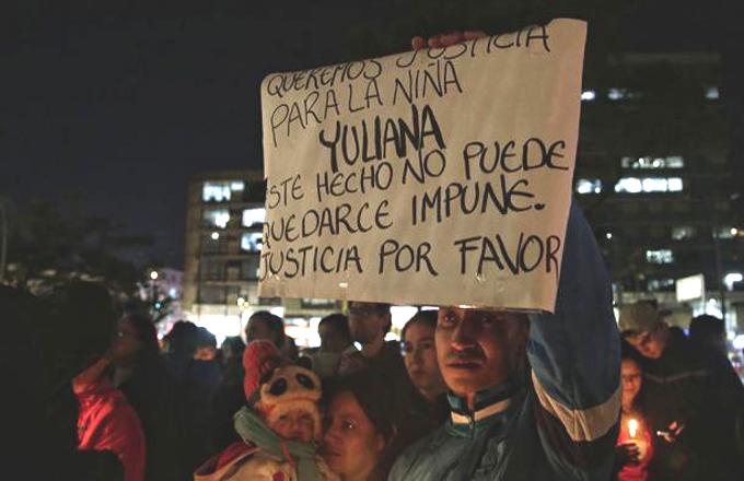Caso Samboní, uno de los rostros del maltrato infantil en Colombia