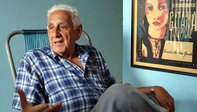 Falleció Alberto Damián Luberta Noy, gloria de la cultura cubana