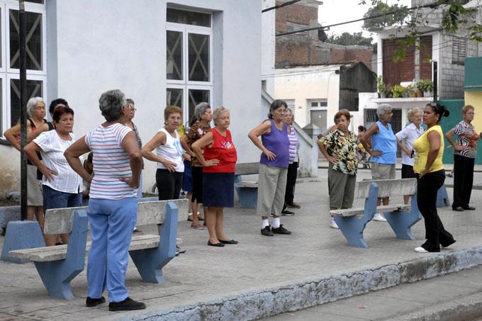 Cuba hace énfasis en la actividad física para bien del pueblo