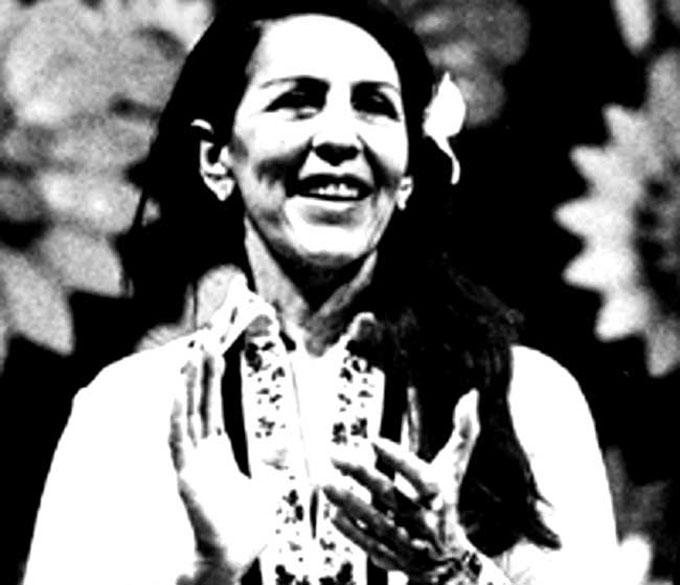 Homenaje a Celia en la cima de Cuba