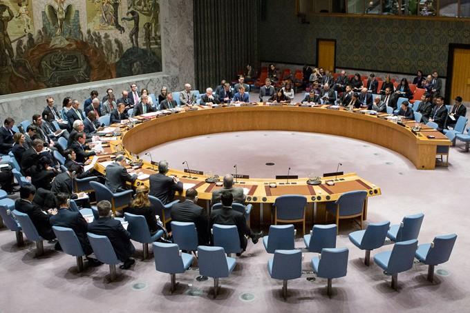 Consejo Seguridad de la ONU