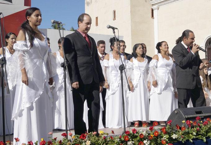 Ofrecerá Coro profesional de Bayamo concierto único por sus 55 años