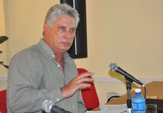 Díaz Canel Cuba