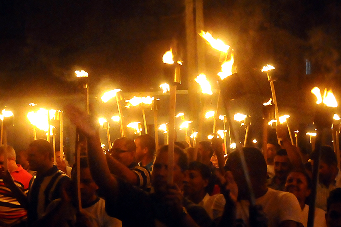 Reeditarán en Granma desfiles de las Antorchas