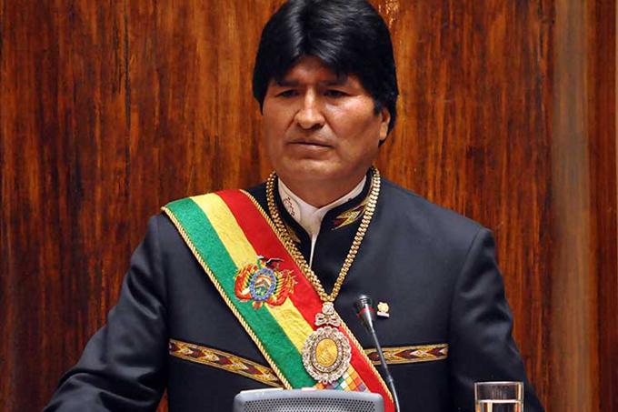 Impulsan en Bolivia recogida de firmas para repostulación de Morales