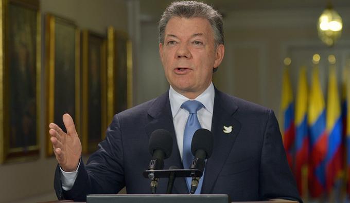 Santos chequeará condiciones en zonas de transición para FARC-EP