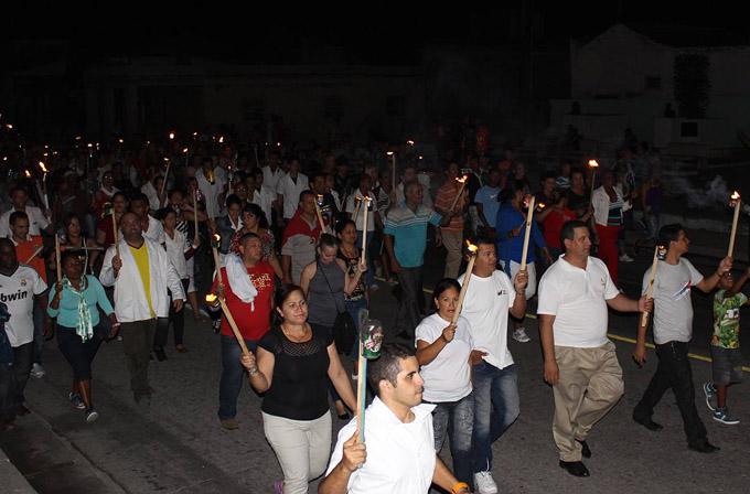 La Patria, Martí y Fidel en el corazón