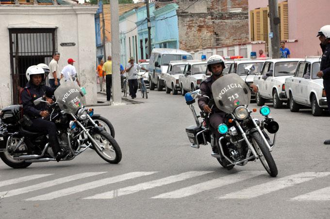 Reconocen  labor de la Policía Nacional Revolucionaria  en Granma