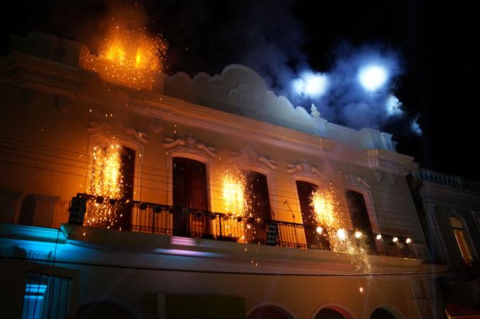 Nuevamente las llamas iluminaron la ciudad (+ fotos y video)