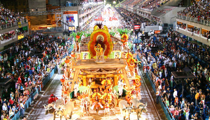 Río se alista para recibir más de un millón de turistas en carnaval