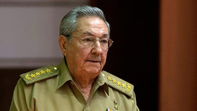 Raúl Castro ofrece condolencias por catástrofe en Kirguistán