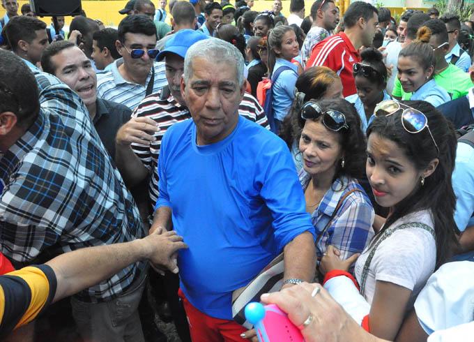 Celebración en Granma por el avance de los Alazanes a la Gran final (+ fotos)