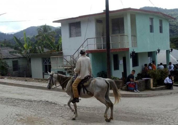 El consultorio de San Pablo de Yao atiende a más de 1 100 pobladores de la zona. FOTO/ Gisselle Morales