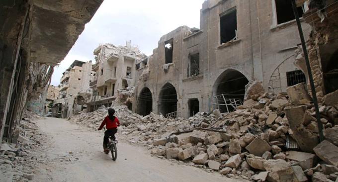 Siria: la reconstrucción de Alepo