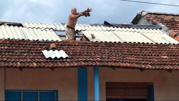Recuperado el 70 % de las viviendas afectadas por Matthew
