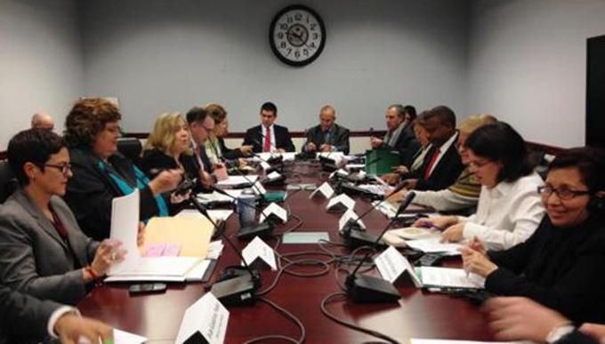 Dialogan Cuba y EEUU sobre acciones contra trata de personas