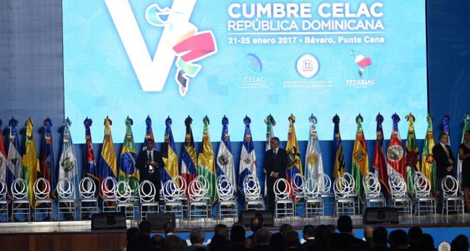 Declaración Política de la V cumbre de la Celac
