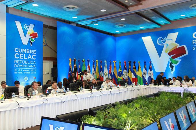 Coordinadores de Celac culminan discusión de documentos para V Cumbre