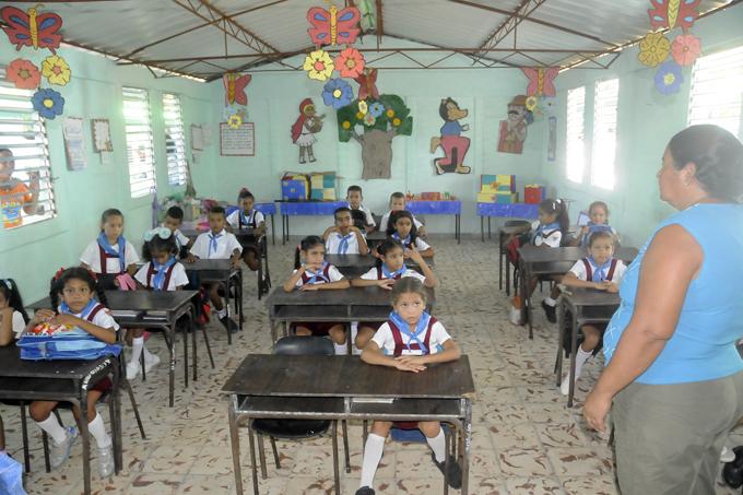Educación Primaria en Granma se alista para Tercer Estudio Regional
