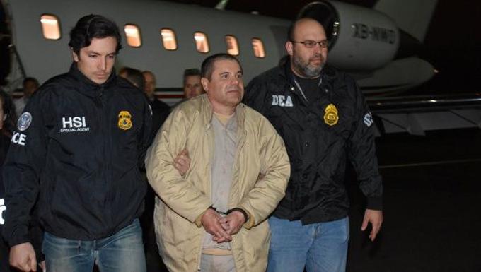 Ratifican que extradición de El Chapo cumple normas internacionales