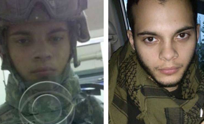 Revelan pasado violento de autor de asesinatos en aeropuerto en EE.UU