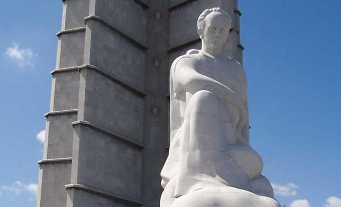 La ruta cubana de José Martí