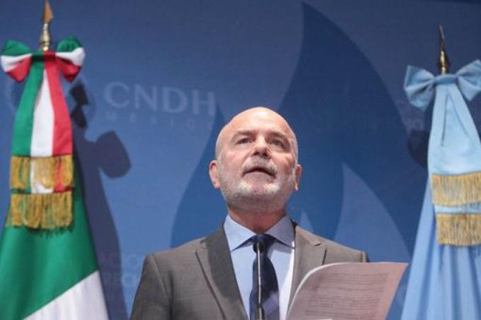 Prosigue visita a México Relator Especial de Naciones Unidas