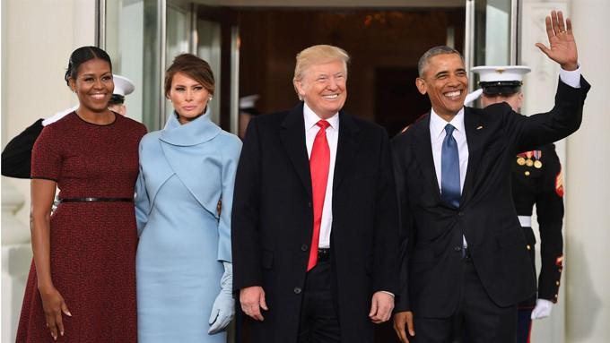 obama-donal trump