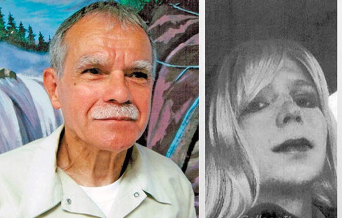 Saluda Ecuador indulto de Barack Obama a Oscar López y a Chelsea Manning