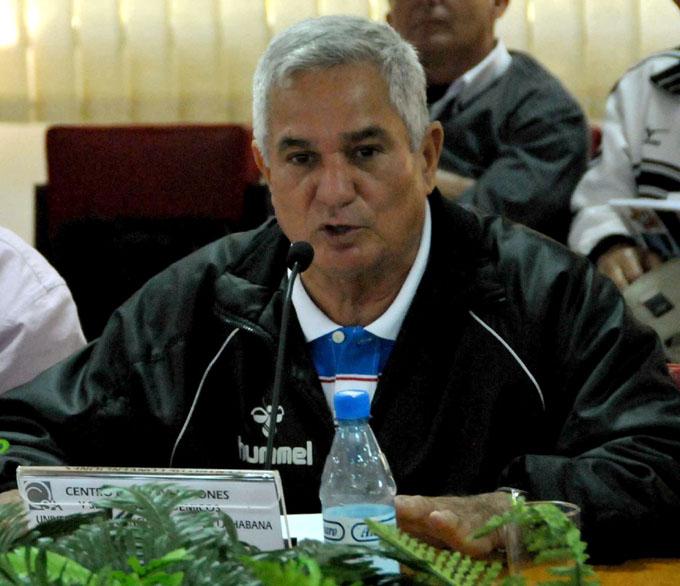 Ratifica Cuba aspiración de integrar la Confederación de Béisbol Profesional del Caribe