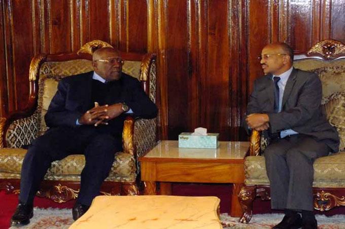 Llega a Etiopía el vicepresidente cubano Salvador Valdés Mesa