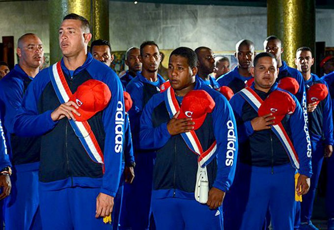 Cuban team departs for Asian tour ahead of WBC