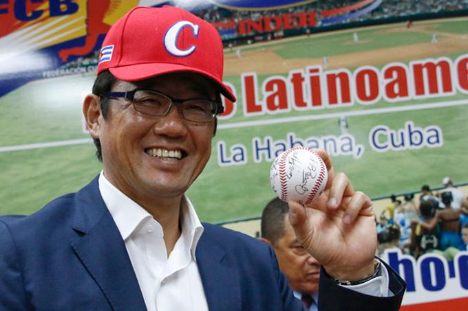 Béisbol: Atsuya Furuta destaca relaciones entre Cuba y Japón