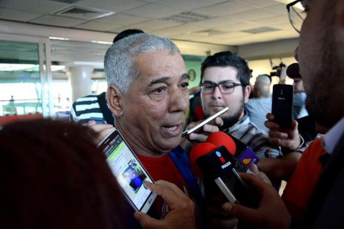 Carlos Martí director Alazanes