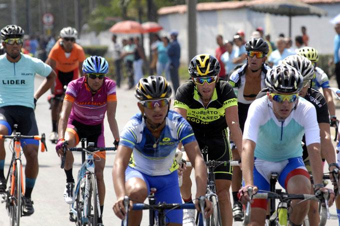 Clásico Nacional de Ciclismo cumple hoy séptima etapa