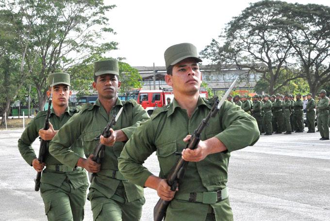 Inició en Granma el año de preparación para la defensa