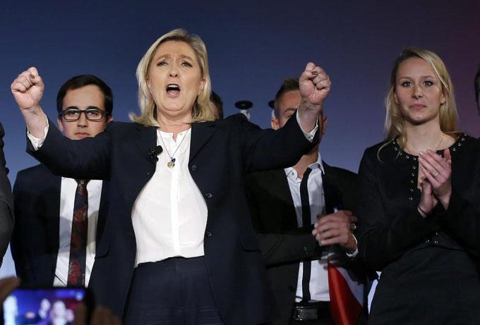 Ultraderecha gana terreno hacia elecciones en Francia, según sondeo