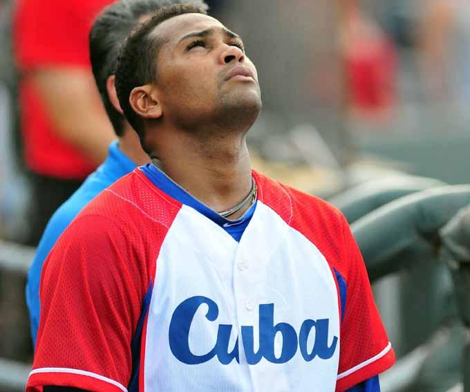 Alazanes cubanos por tercer triunfo contra las Águilas del Zulia