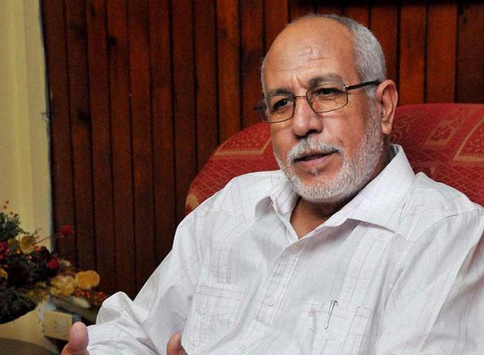 Recibe vicepresidente cubano a dirigente del Frente Polisario