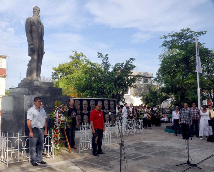 Rendirán en Bayamo tributo a Francisco Vicente Aguilera