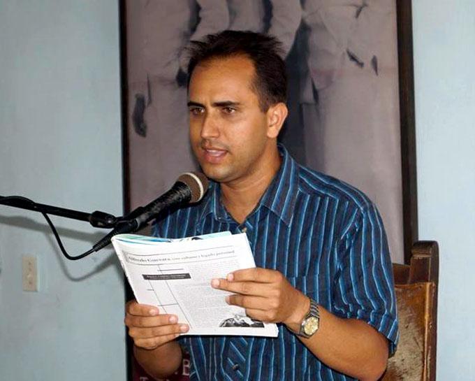 Debutará narrador granmense en la Feria del Libro de La Habana