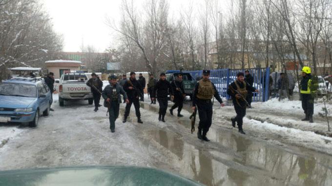 Atentado en Kabul deja 19 muertos y 41 heridos