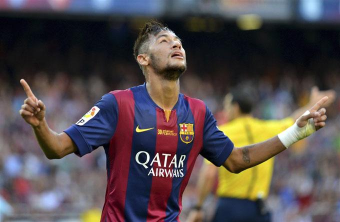 Rendimiento de Neymar es altísimo, comenta Luis Enrique