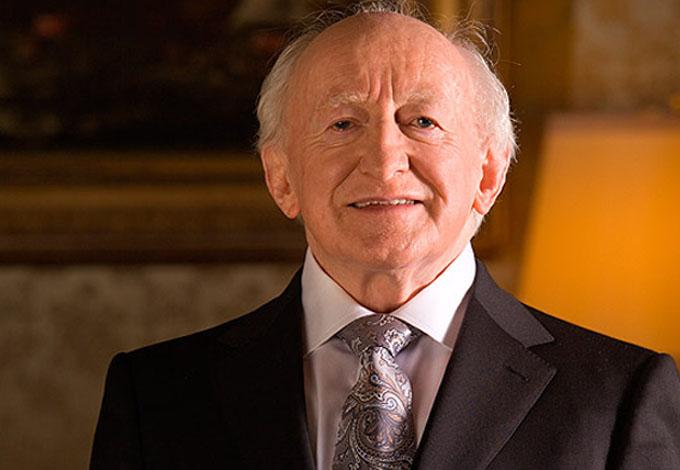 Realizará visita oficial a Cuba el Presidente de Irlanda