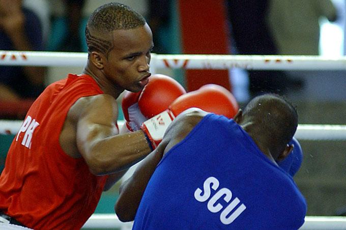 Grupo latinoamericano a segundo tope en Serie Mundial de Boxeo