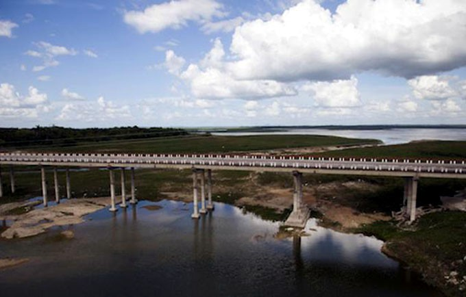 Sequía Cuba
