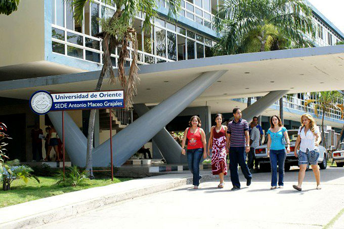 De excelencia nuevas carreras en la Universidad de Oriente