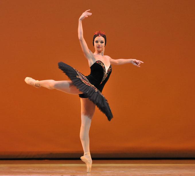 Viengsay Valdés comparte experiencias en concurso de ballet de EE.UU.
