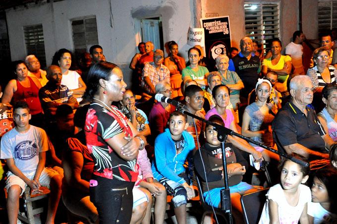 Realizan los CDR en Granma barrio-debates contra el imperialismo